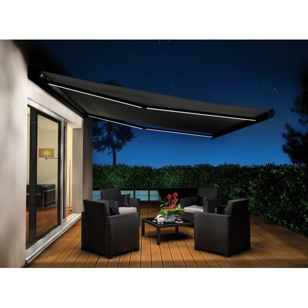 Stores exterieur terrasses corfou ambiance ewalstores for Exterieur ambiance