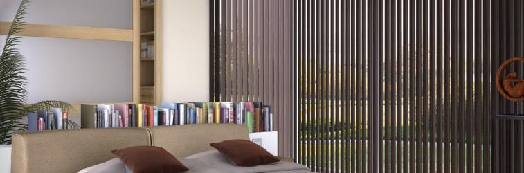 store bandes verticales ewalstores. Black Bedroom Furniture Sets. Home Design Ideas